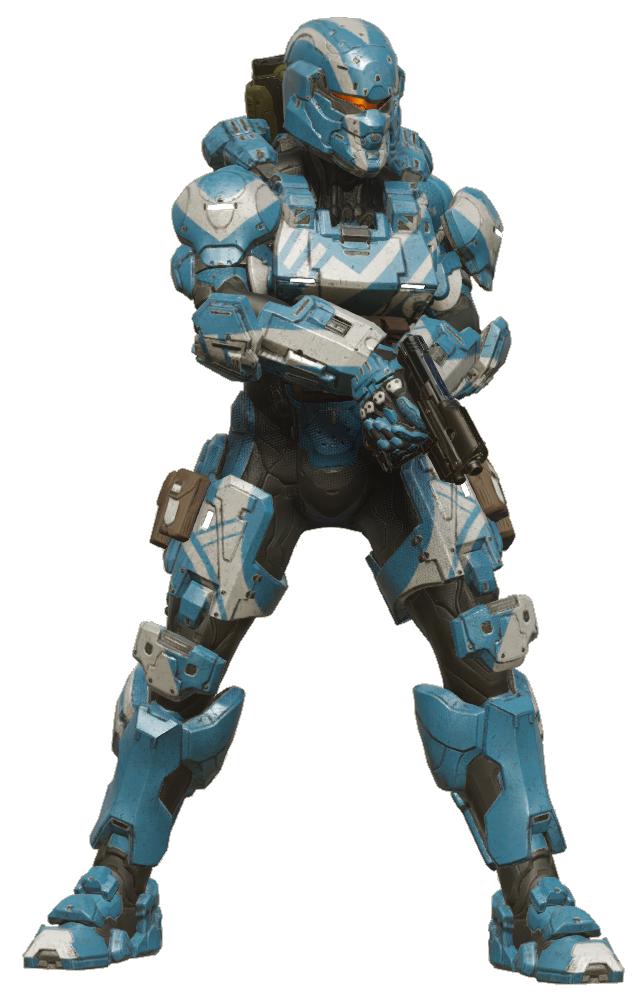 Armadura Potenciada de Asalto MJOLNIR/Variante Soldier