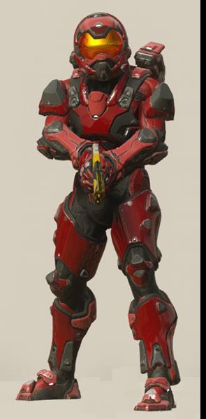 Armadura Potenciada de Asalto MJOLNIR/Variante Icarus