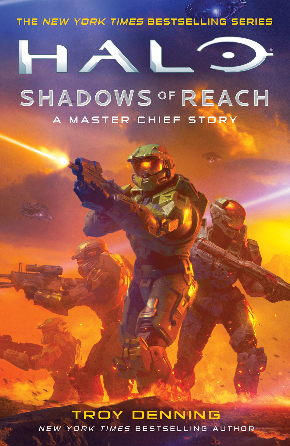 Halo: Shadows of Reach - A Master Chief Story