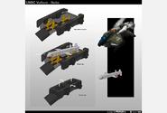 Vulture modelo HW2