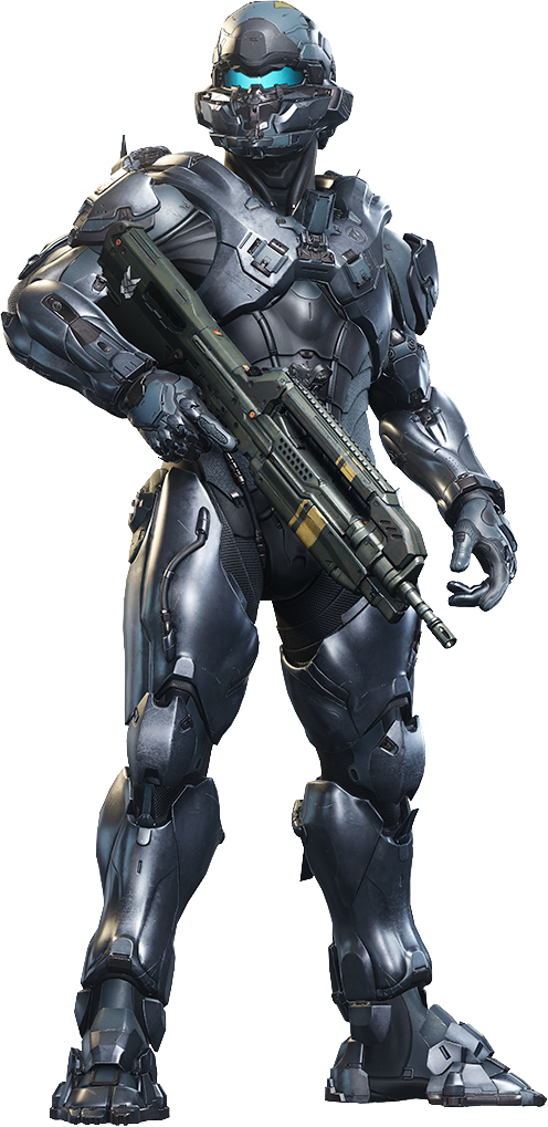 Armadura Potenciada de Asalto MJOLNIR/Variante Hunter