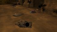 H2 - Needler Sentinel remains