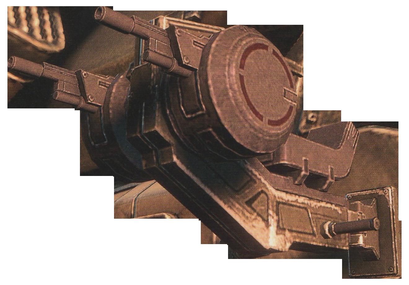M410 Dual Heavy Machine Gun