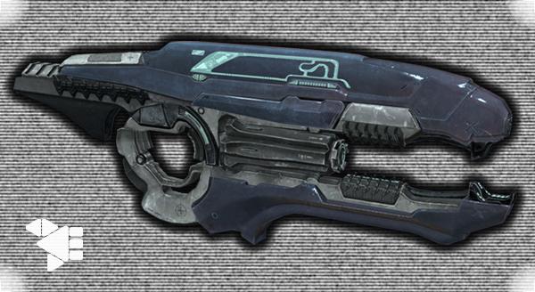 Rifle de Energía Dirigida Tipo-51