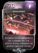 Blitz - Desterrados - Inquisidor - Poder - Inmovilidad