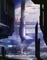 Halo Silentium preliminary coverart