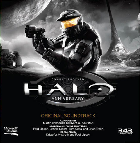 Halo: Combat Evolved Anniversary Original Soundtrack