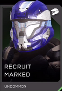 Recruit Marked