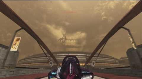 Halo 3 ODST Space Elevator