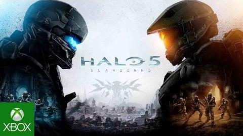 Halo 5 Guardians Animated Poster