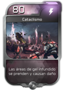 Blitz - Desterrado - Voridus - Poder - Cataclismo