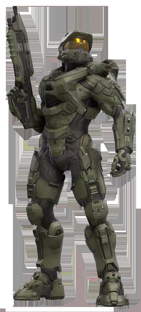 Armadura Potenciada de Asalto MJOLNIR/Mark VI