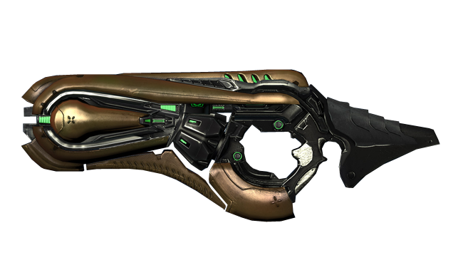 Rifle de Energía Dirigida Tipo-50