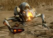 Crawler H5G