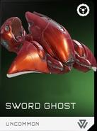 Ghost Tipo-54 REQ Espadas de Sanghelios H5G