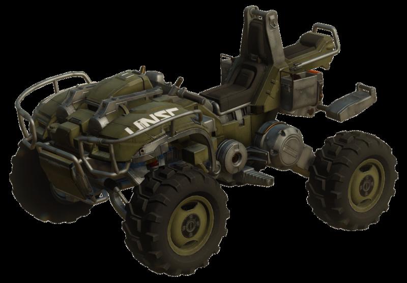 Vehículo Todo Terreno M290