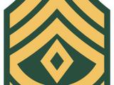 UNSC First Sergeant