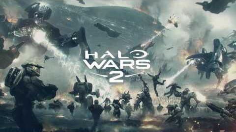 Halo Wars 2 Original Soundtrack - Bon Voyage, Bon Chance