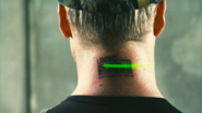 Tatuajes de códigos de barras en los marines
