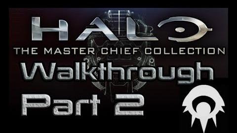 Halo- The Master Chief Collection Walkthrough - Part 2 - Halo