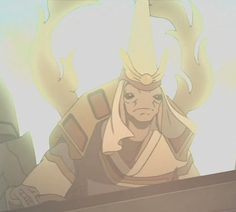Profeta No-Identificado (Heian)