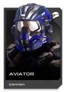 H5G REQ card Casque-Aviator