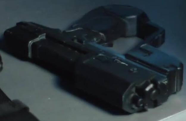 M40 Pistol