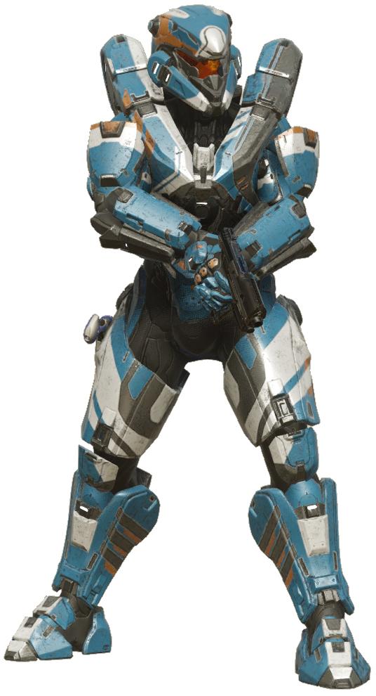 Armadura Potenciada de Asalto MJOLNIR/Variante Anubis