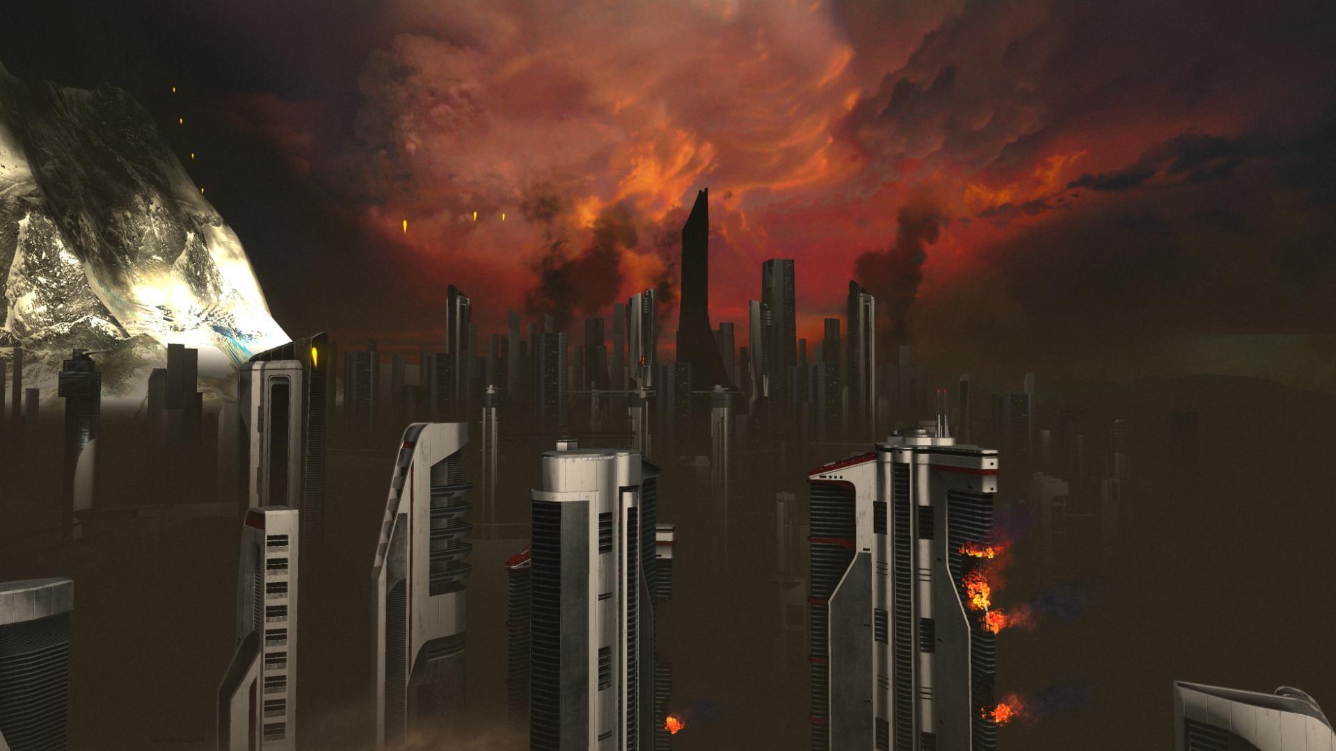 Belagerung von New Alexandria