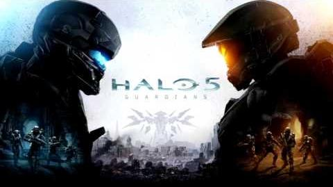 """Halo 5 Guardians OST- """"Meridian Crossing"""""""