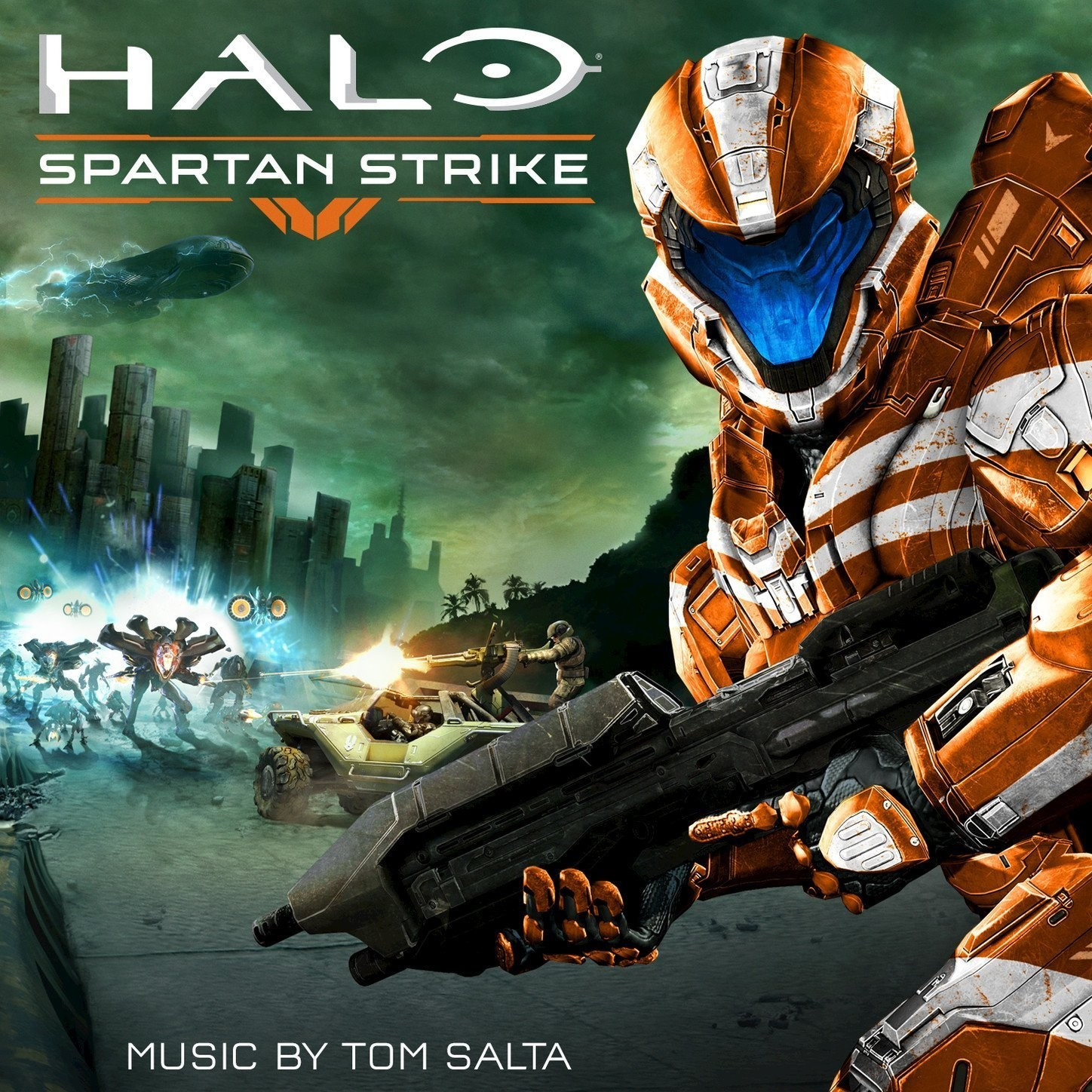 Halo: Spartan Strike Original Soundtrack