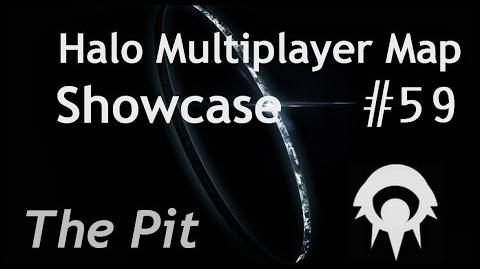 Halo Multiplayer Maps - Halo 3 The Pit