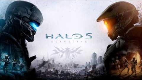 """""""The Trials"""" - Halo 5 Guardians OST"""