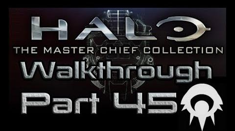 Halo- The Master Chief Collection Walkthrough - Part 45 - Midnight