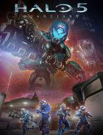 Halo 5 Guardianes concepto DLC 4