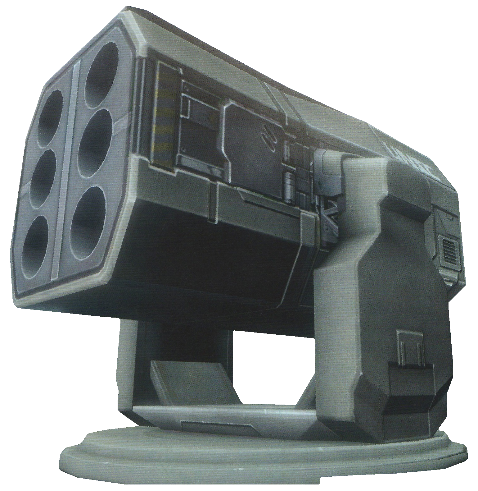M97 Guided Missile Weapon System