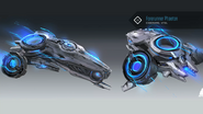 Phaeton Concepto H5G