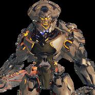 Warden Eternal render WZ H5G