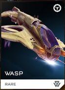 Wasp AV49 REQ card