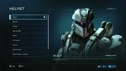 Halo 5 Scout helmet
