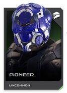 H5G REQ card Pioneer-Casque