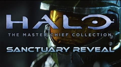Halo The Master Chief Collection - Sanctuary Reveal 1080p-0
