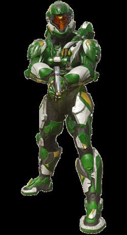 Armadura Potenciada de Asalto MJOLNIR/Variante War Master