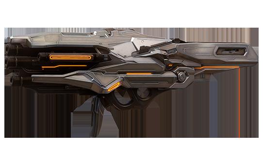 Rifle de Municiones de Alto Poder Explosivo Z-390