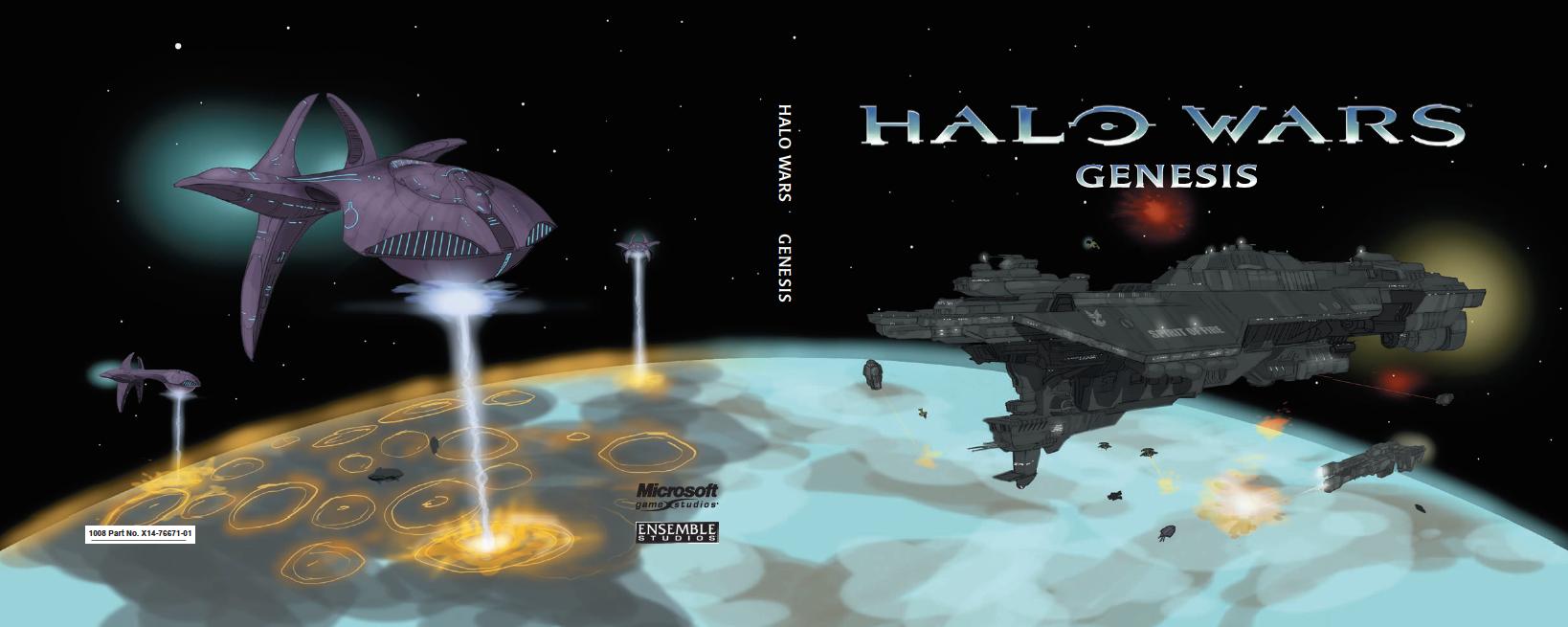 Halo Wars: Génesis