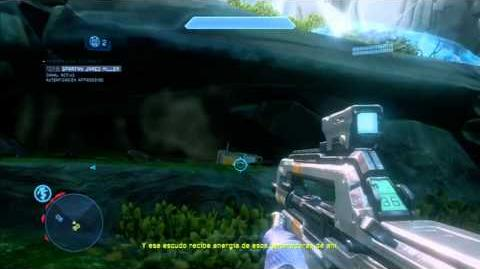 Halo 4 - easter eggs (huevos de pascua) 10 Spartan Ops