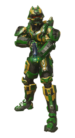 Armadura Potenciada de Asalto MJOLNIR/Variante Raider