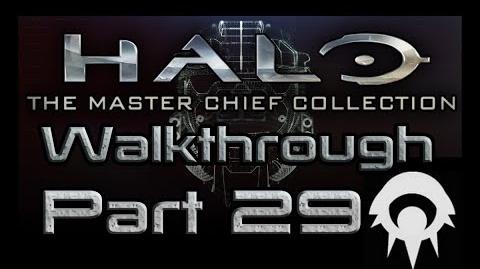 Halo- The Master Chief Collection Walkthrough - Part 29 - Tsavo Highway