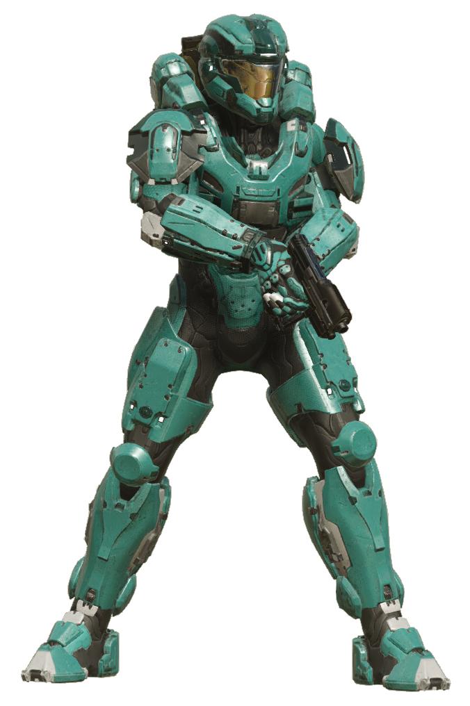 Armadura Potenciada de Asalto MJOLNIR/Variante AA