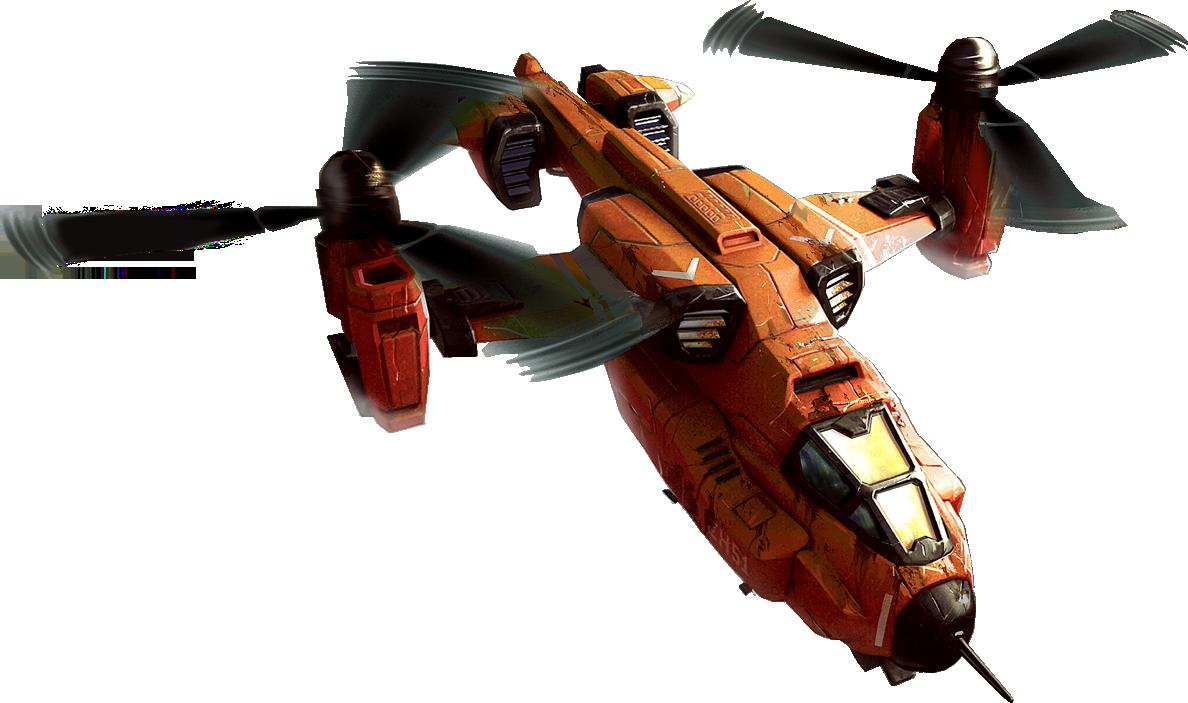 VTOL de Soporte EV-44